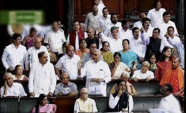 Stalling Parliament was a key part of BJP's Opposition Strategy before 2014