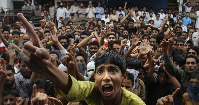 Kashmiris want Aazadi, but not from India